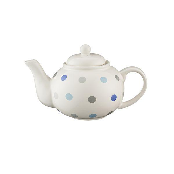 Price & Kensington Padstow Blue 4 Cup Teapot