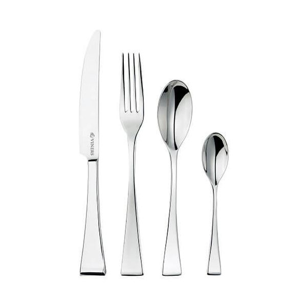 Viners Lexa 18/10 Stainless Steel Cutlery 24 Piece Gift Box Set