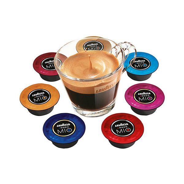 Lavazza Fantasia Ebony Black Coffee Machine