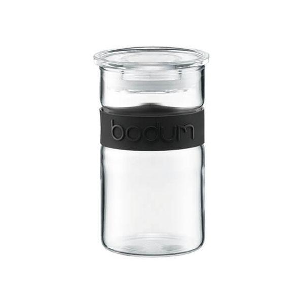 Bodum Presso 0.25L / 8oz Storage Jar Black