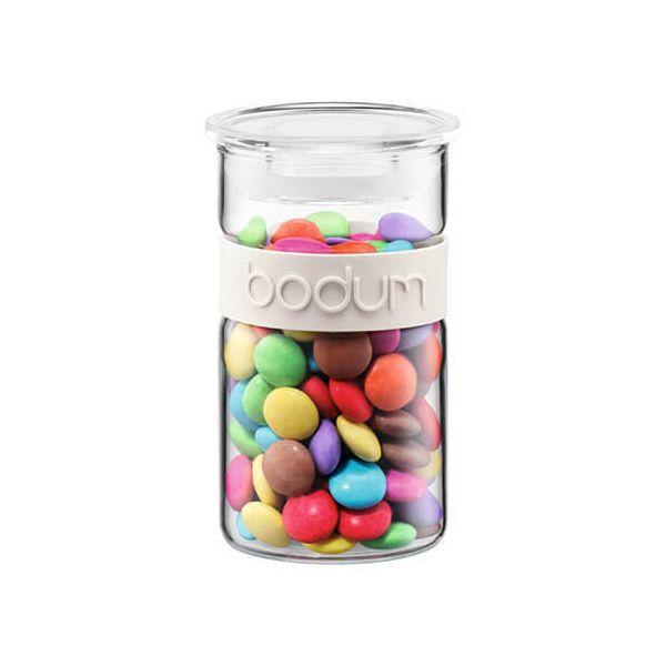 Bodum Presso 0.25L / 8oz Storage Jar White