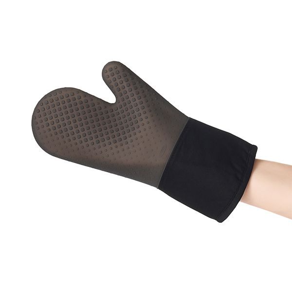 OXO Good Grips Silicone Black Oven Mitt