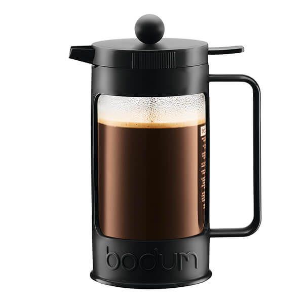Bodum Bean Coffee Press 8 Cup Black