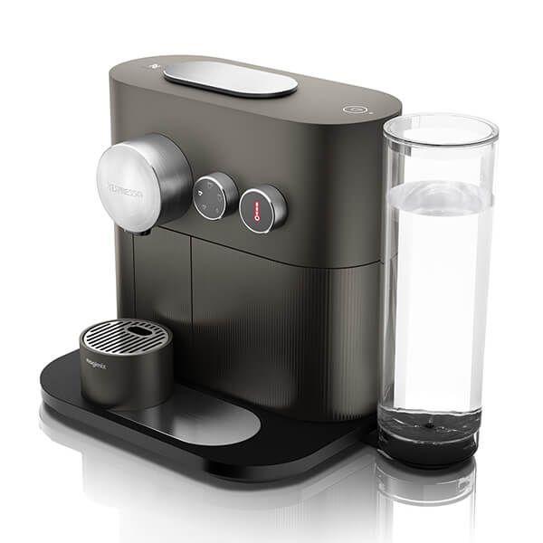 Magimix Nespresso Expert Anthracite Grey Coffee Machine