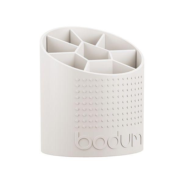 Bodum Bistro Utensil Holder Off White