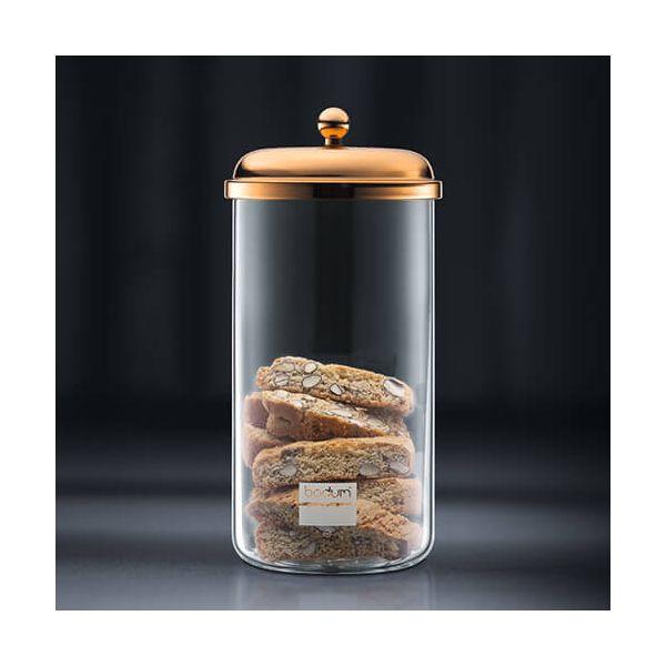 Bodum 2.0L Classic Storage Jar Gold