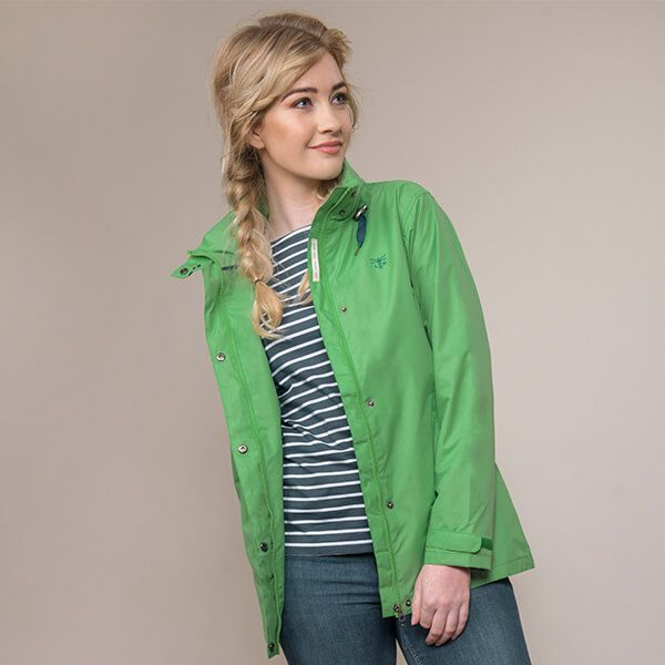Lighthouse Seagrass Beachcomber Jacket