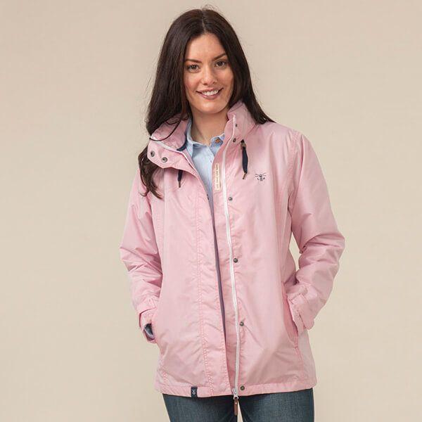 Lighthouse Rose Pink Beachcomber Jacket