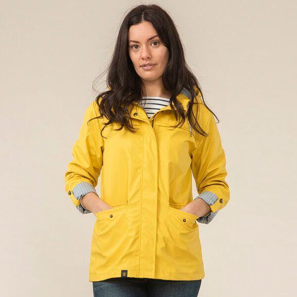 Lighthouse Soft Sun Short Bowline Jacket