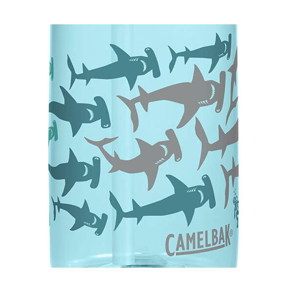 CamelBak 400ml Eddy Kids Hammerheads Water Bottle
