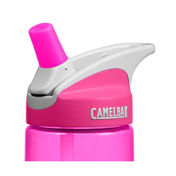 CamelBak 400ml Eddy Kids Pink Water Bottle