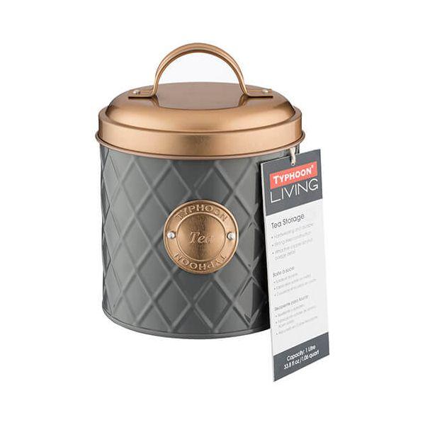 Typhoon Copper Lid Tea Storage