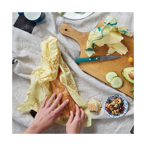 Bee's Wrap Baguette Wrap 35.5 x 66cm