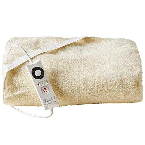 Dreamland Intelliheat Soft Fleece Easy Fitted Underblanket Single