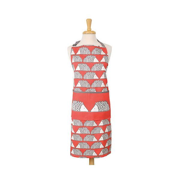 Scion Living Spike Apron Red