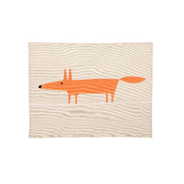 Scion Living Mr Fox Stone Set Of 4 Placemats