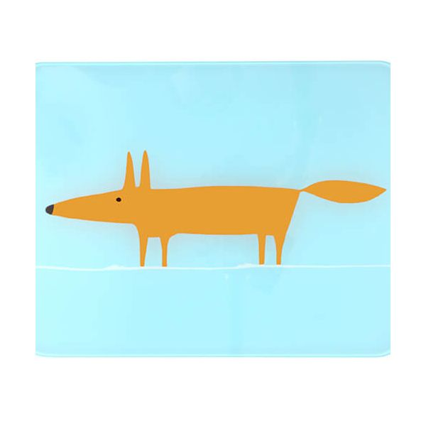 Scion Living Mr Fox Blue Worktop Saver