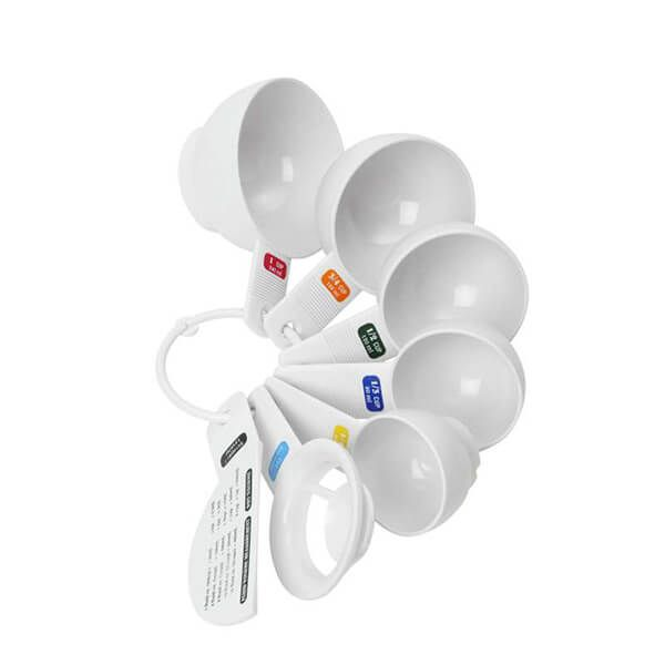Dexam Measuring Cups Set with Egg Separator