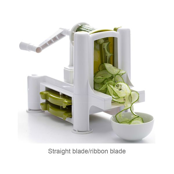 Dexam Spiralizer With 3 Blades