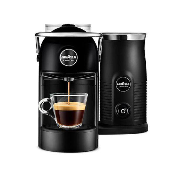 Lavazza Jolie & Milk Black Coffee Machine
