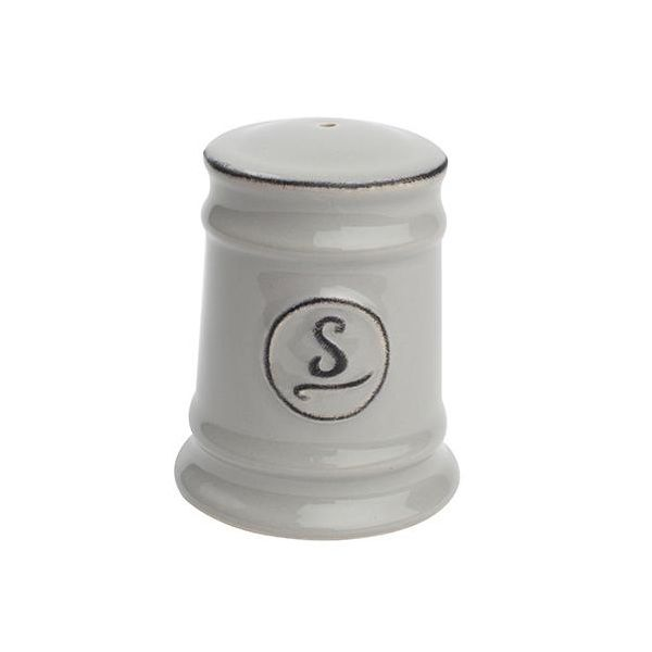 T&G Pride Of Place Salt Shaker Cool Grey