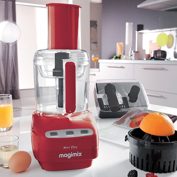 Magimix Le Mini Plus Red