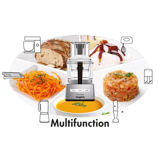 Magimix 4200XL Satin BlenderMix Food Processor