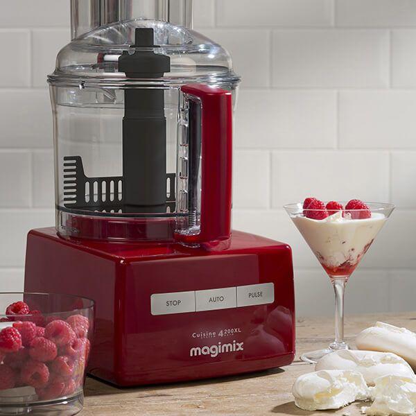 Magimix 4200XL Red BlenderMix Food Processor