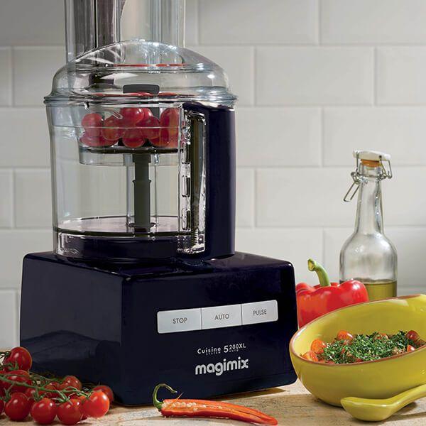 Magimix 5200XL Black BlenderMix Food Processor