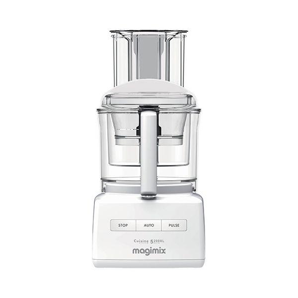 Magimix 5200XL Premium White BlenderMix Food Processor
