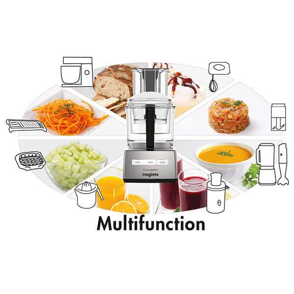 Magimix 5200XL Premium Cream BlenderMix Food Processor