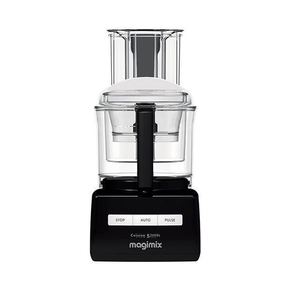 Magimix 5200XL Premium Black BlenderMix Food Processor