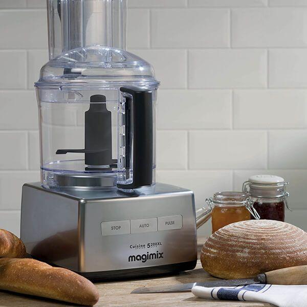 magimix cuisine systeme 5200xl premium satin finish blendermix food processor