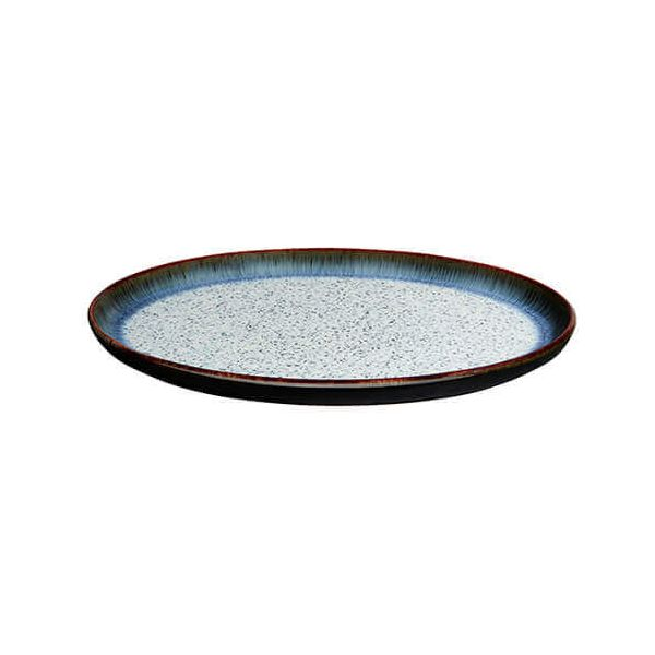 Denby Halo Medium Oval Tray