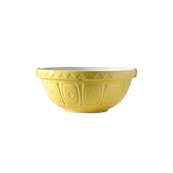 Mason Cash Yellow S18 Mixing Bowl 26cm