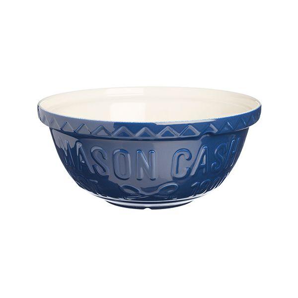 Mason Cash Varsity S12 29cm Blue Mixng Bowl