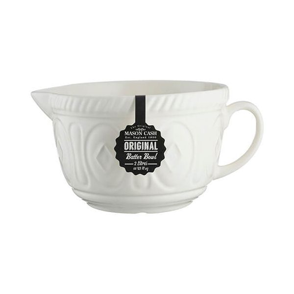 Mason Cash Colour Mix Cream Batter Bowl