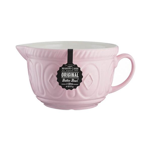 Mason Cash Colour Mix Powder Pink Batter Bowl