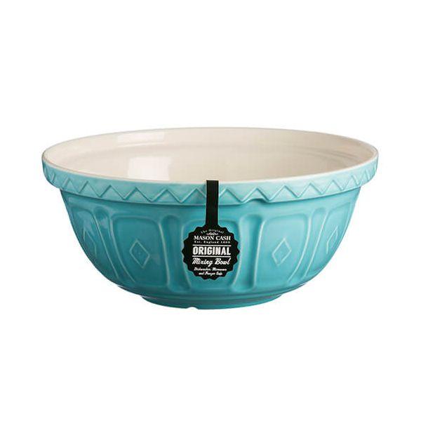 Mason Cash Colour Mix S12 Turquoise Mixing Bowl 29cm