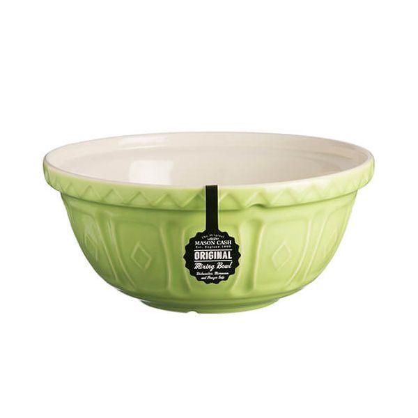Mason Cash Colour Mix S12 Bright Green Mixing Bowl 29cm