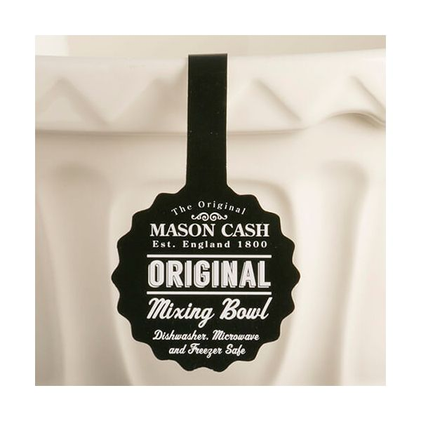 Mason Cash Colour Mix S12 Cream Mixing Bowl 29cm