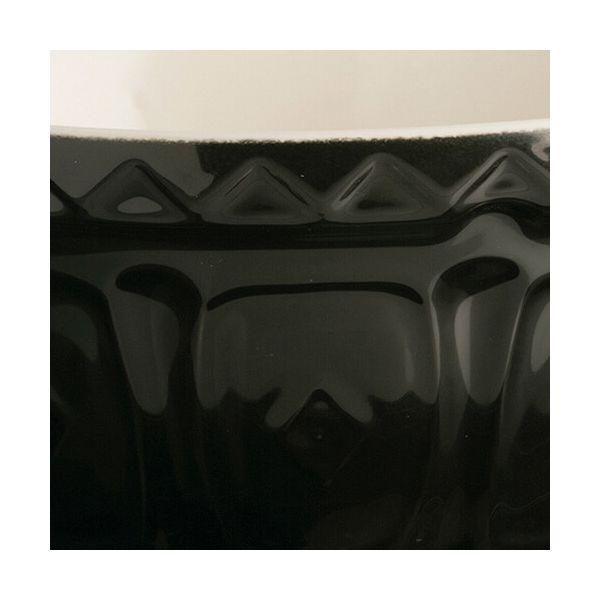 Mason Cash Colour Mix S24 Black Mixing Bowl 24cm