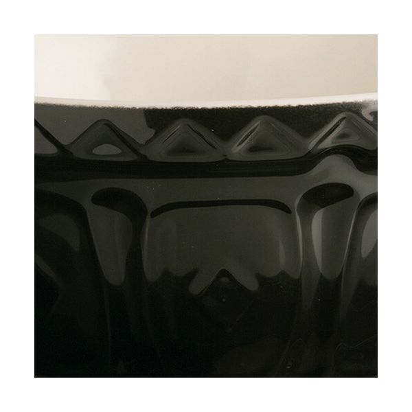 Mason Cash Colour Mix S18 Black Mixing Bowl 26cm