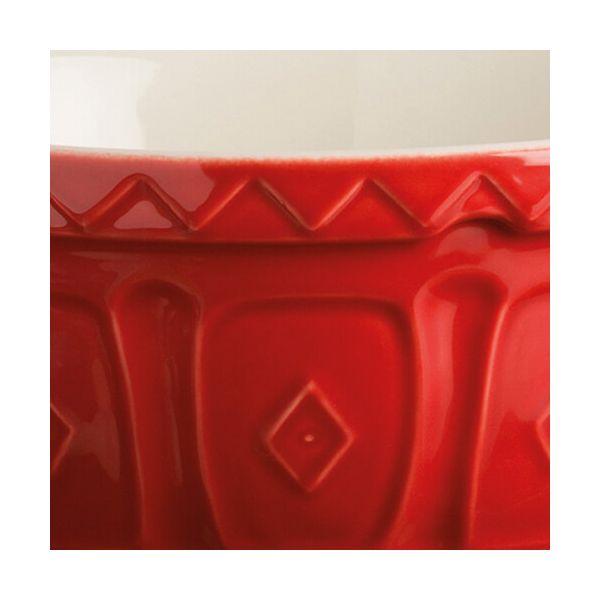 Mason Cash Colour Mix S18 Red Mixing Bowl 26cm