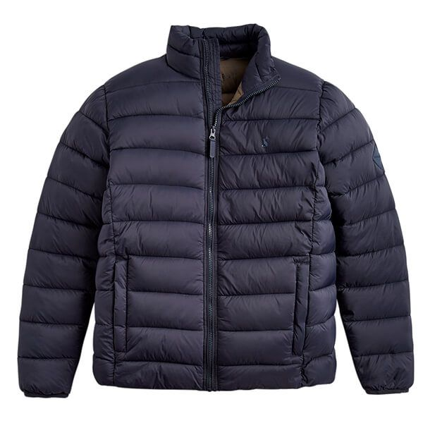 Joules Go To Marine Navy Lightweight Padded Jacket