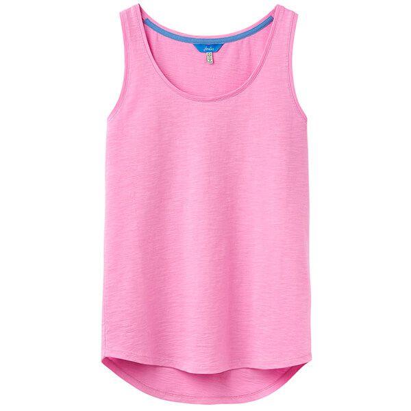 Joules Bo Light Pink Jersey Vest