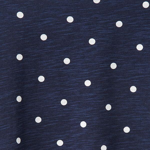 Joules Nessa Print Navy Spot Lightweight Jersey T-Shirt