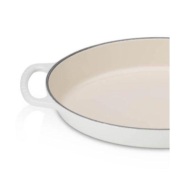 Le Creuset Signature Cotton Cast Iron 28cm Oval Gratin Dish