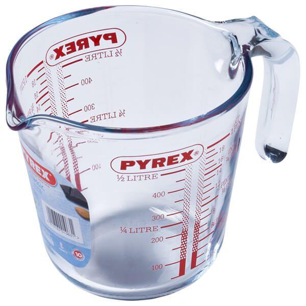 Pyrex Classic 0.5L Measuring Jug