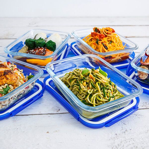 Pyrex Cook & Go Medium Rectangular Dish